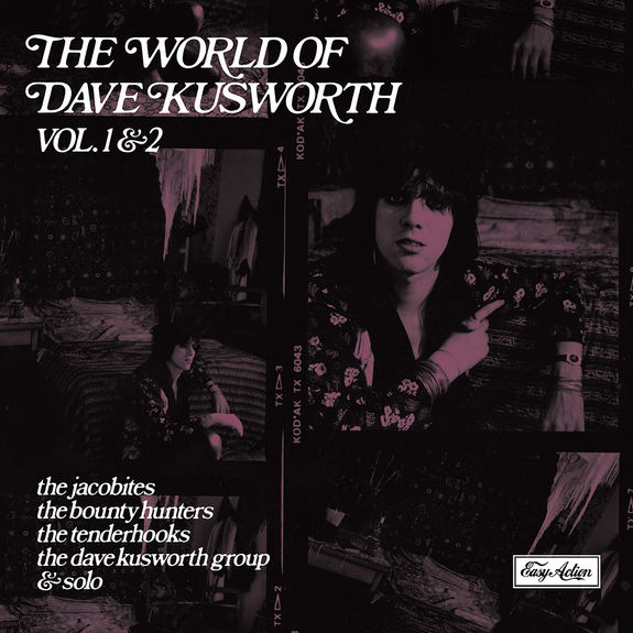 Dave Kusworth: World Of Dave Kusworth