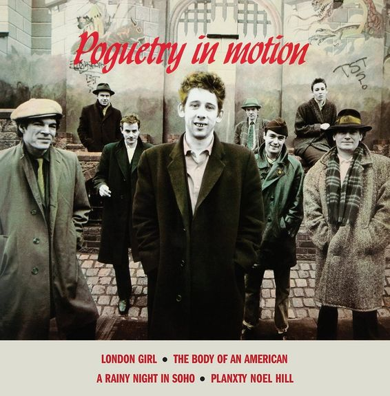 The Pogues: Poguetry In Motion