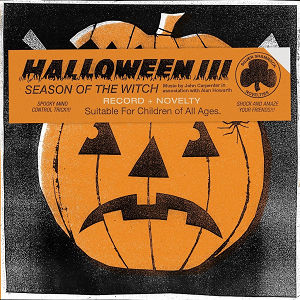 John Carpenter: Halloween III - Season Of The Witch: 180G Witch Mask vinyl (Green and Black colour-in-colour)