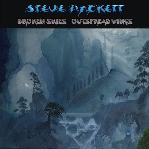 Steve Hackett: Broken Skies Outspread Wings (1984 - 2006): Limited Edition