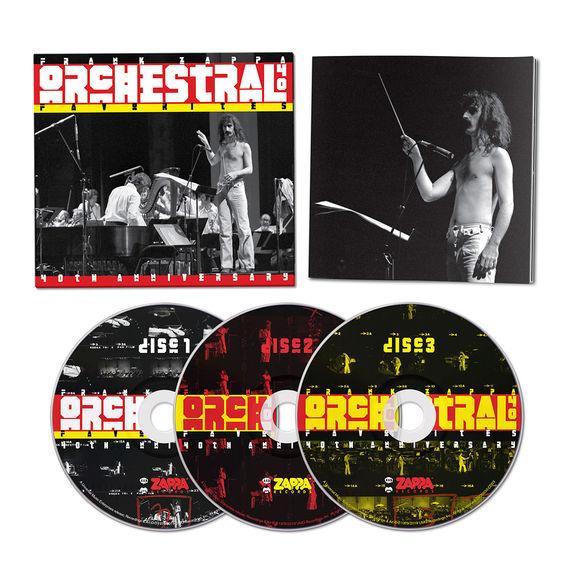 Frank Zappa: Orchestral Favorites (40th Anniversary Deluxe Edition)