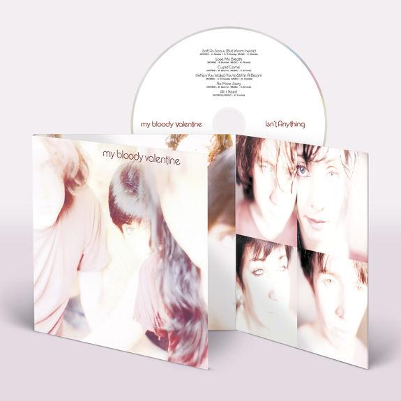 my bloody valentine: Isn't Anything: CD