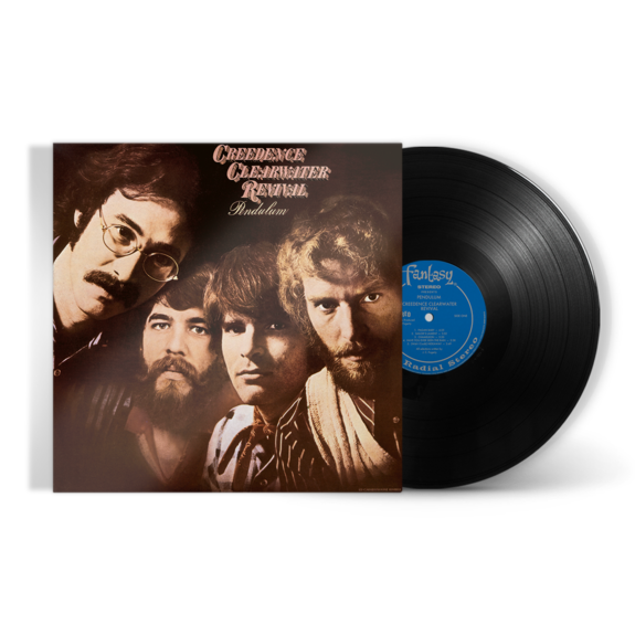 Creedence Clearwater Revival : Pendulum: Limited Edition Half Speed Master