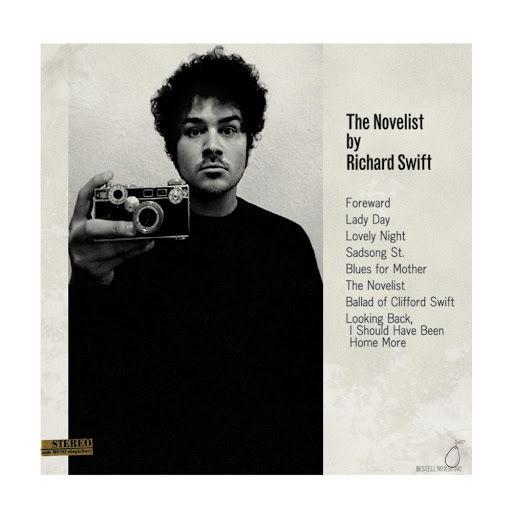 Richard Swift: The Novelist/ Walking Without Effort LP