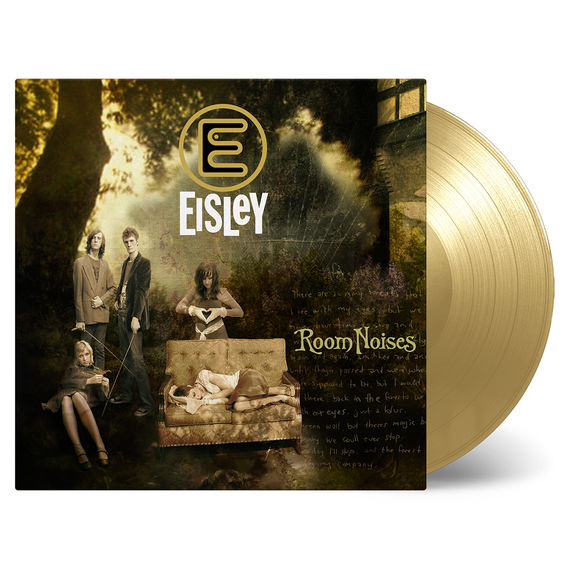 Eisley: Room Noises: Limited Edition Gold Vinyl