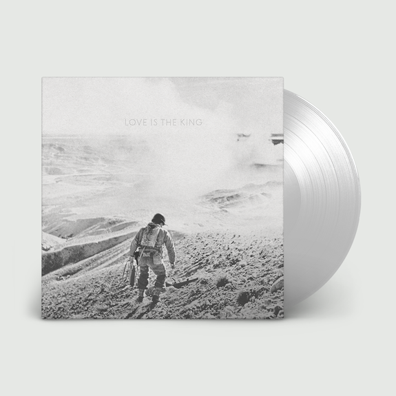 Jeff Tweedy: Love Is The King: Limited Edition Clear Vinyl
