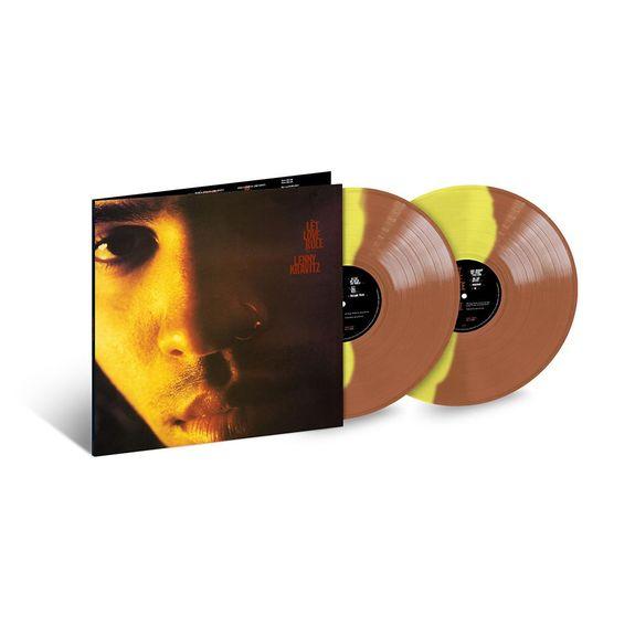 Lenny Kravitz: Let Love Rule: Exclusive Brown + Yellow Split Edition