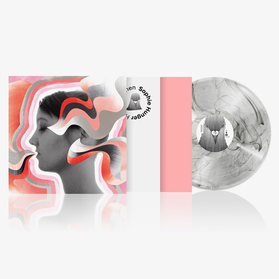 Sophie Hunger: Halluzinationen: Signed Limited Edition Smoke Vinyl