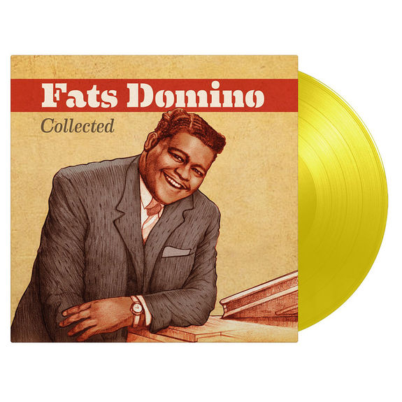 Fats Domino: Collected: Fats Domino – Yellow Numbered Vinyl