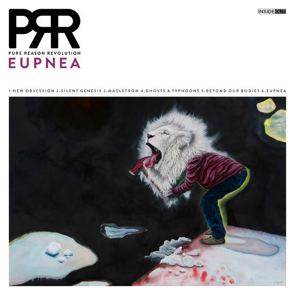 Pure Reason Revolution: Eupnea: CD + Signed Card