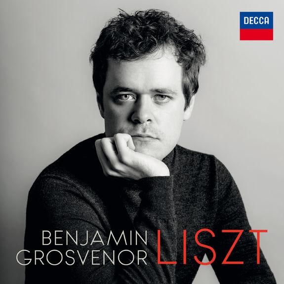 Benjamin Grosvenor : Liszt CD