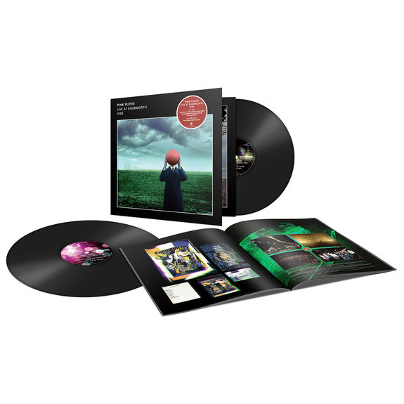 Pink Floyd: Live At Knebworth 1990: Limited 180g Heavyweight Vinyl