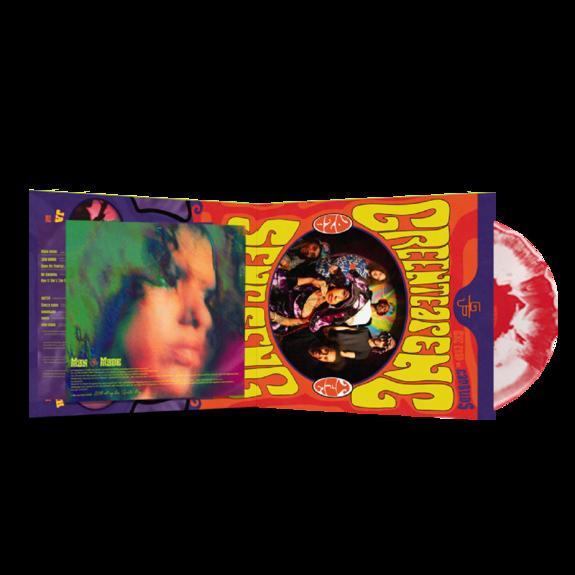 Greentea Peng: Man Made: Exclusive Marbled Vinyl 2LP