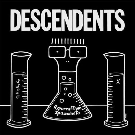 Descendents: Hypercaffium Spazzinate