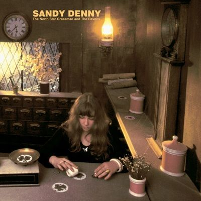 Sandy Denny: The North Star Grassman and the Ravens