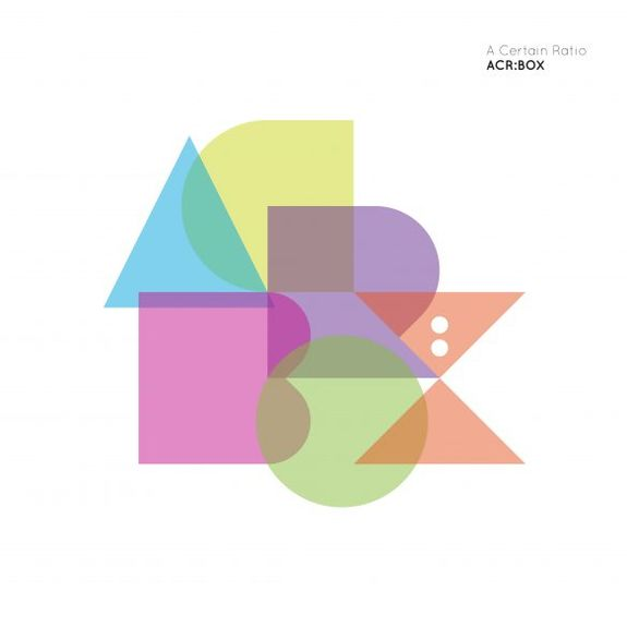 A Certain Ratio: ACR:BOX CD