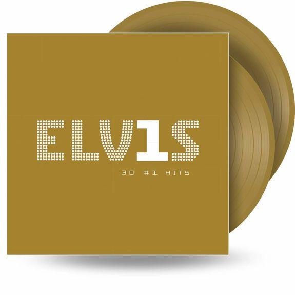 Elvis Presley: Elvis 30 #1 Hits: Gold Vinyl