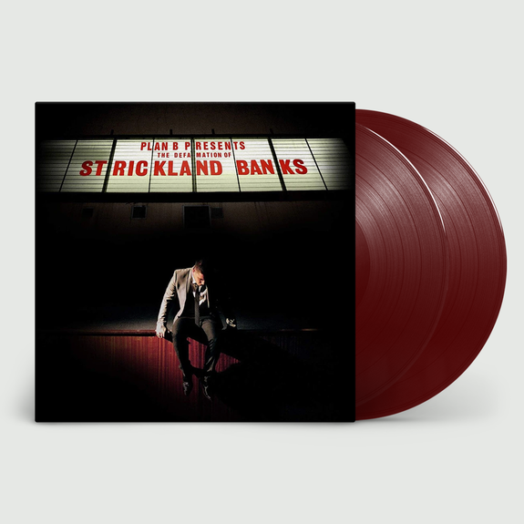 Plan B: The Defamation of Strickland Banks: 10th Anniversary Ox-Blood Vinyl Edition