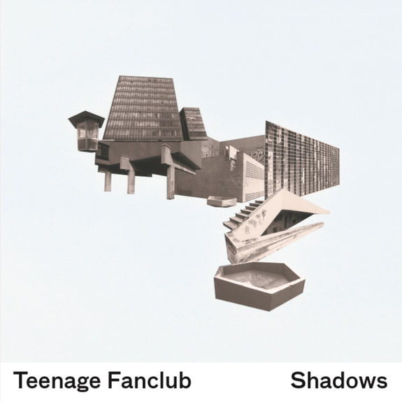 Teenage Fanclub: Shadows: LP + 7