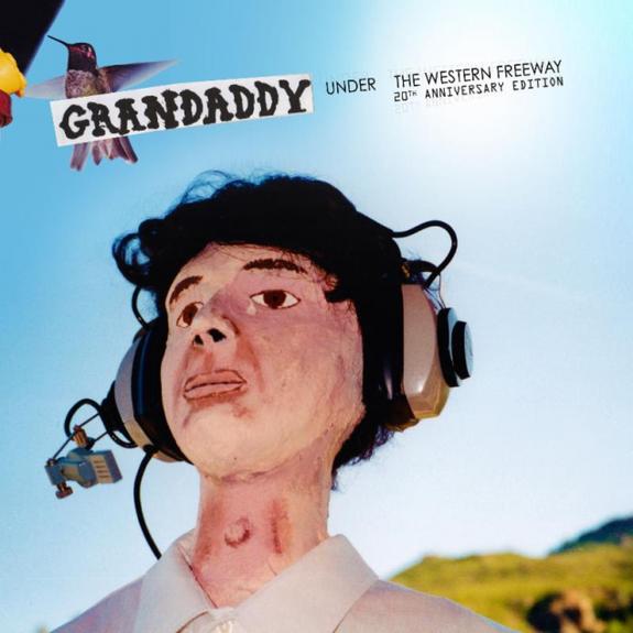 Grandaddy: Under The Western Freeway: Yellow / Blue Vinyl