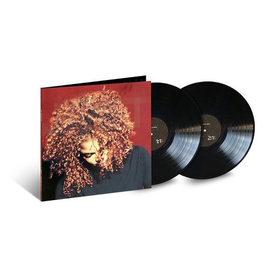 Janet Jackson: The Velvet Rope: Double Vinyl