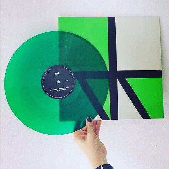 New Order: Restless (Green 12