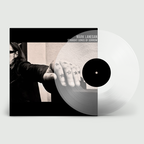 Mark Lanegan: Straight Songs of Sorrow: Limited Edition Double Crystal Clear Vinyl