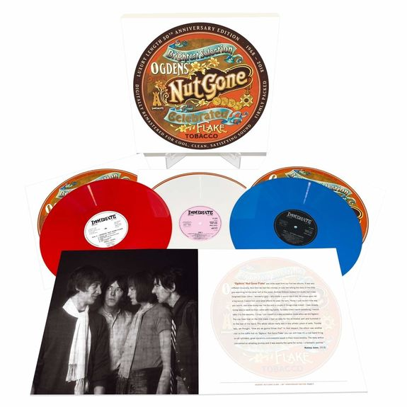 Small Faces: Ogdens' Nut Gone Flake: 50th Anniversary Edition