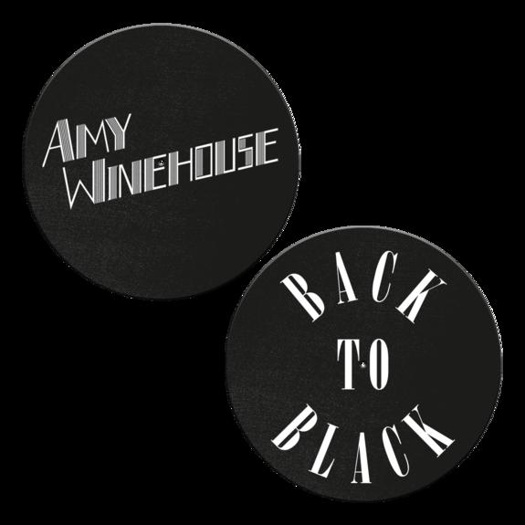 Amy Winehouse: BACK TO BLACK SLIPMAT