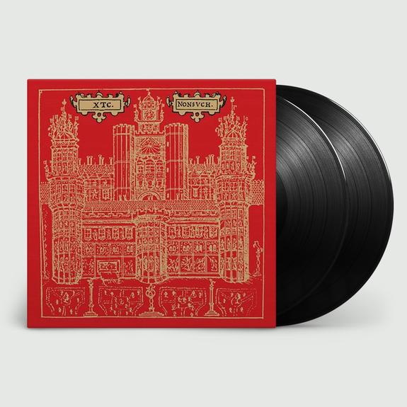XTC: Nonsuch: Deluxe Gatefold 200gm Double Vinyl