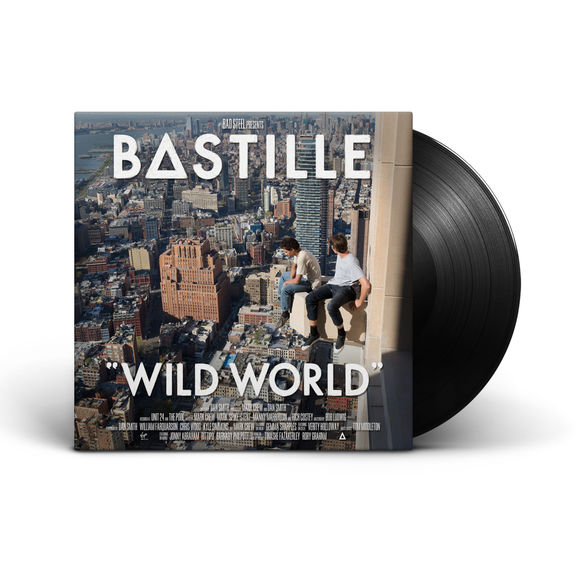 Bastille: Wild World Double LP