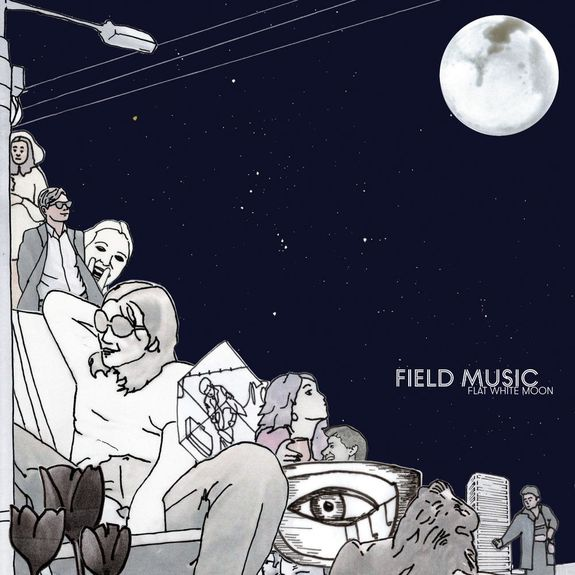 Field Music: Flat White Moon: CD