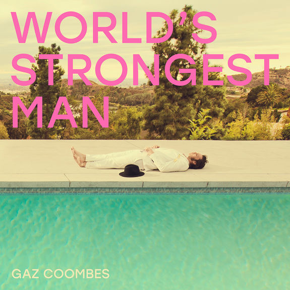 Gaz Coombes: World's Strongest Man: Pink Vinyl