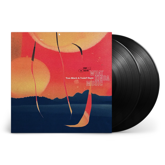 Tom Misch: What Kinda Music: Heavyweight Double Vinyl