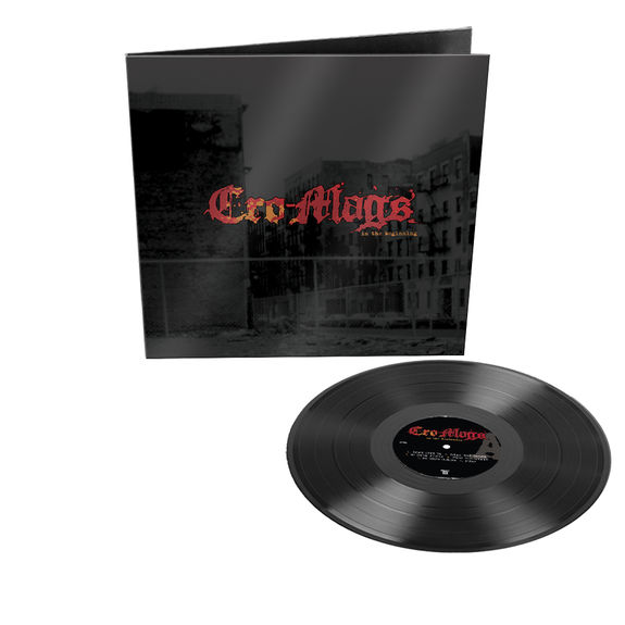 Cro-Mags: In The Beginning: Limited Edition Gatefold Vinyl