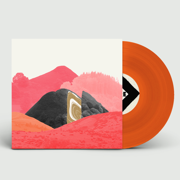 Islet: Eyelet: Signed Limited Edition Neon Orange Vinyl + Die-Cut Sleeve