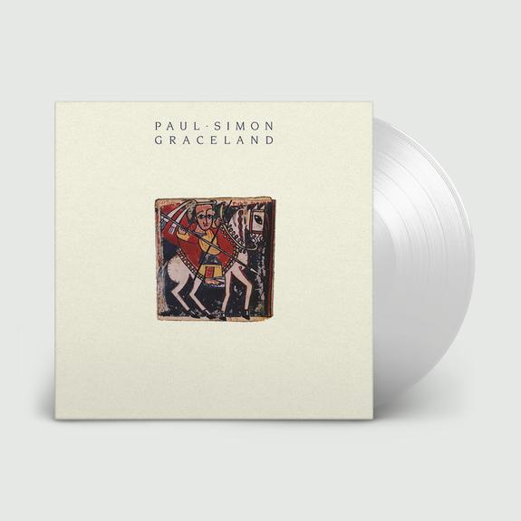 Paul Simon: Graceland: Limited Edition Clear Vinyl