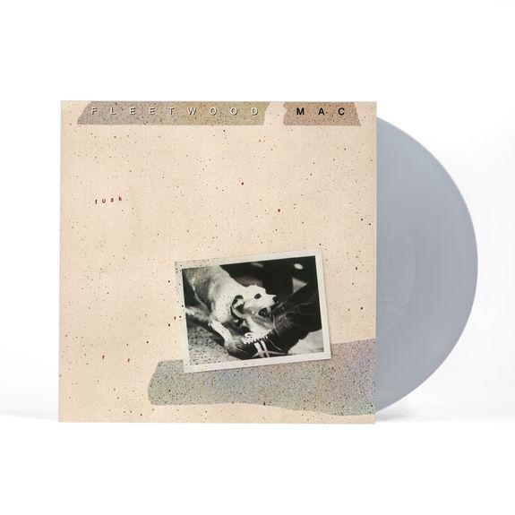 Fleetwood Mac: Tusk: Limited Edition Double Silver Vinyl 2LP