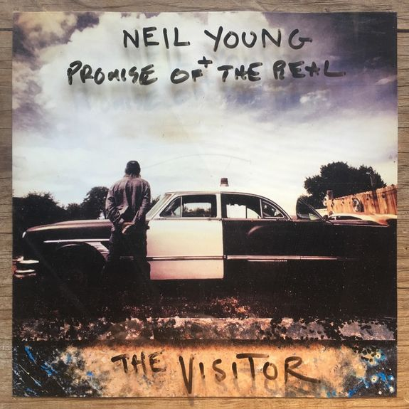 Neil Young: The Visitor