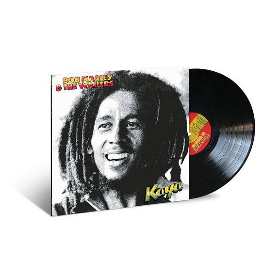 Bob Marley and The Wailers: Kaya: Exclusive Tuff Gong Pressing