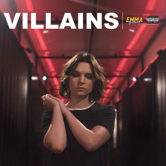 Emma Blackery: Villains: Signed