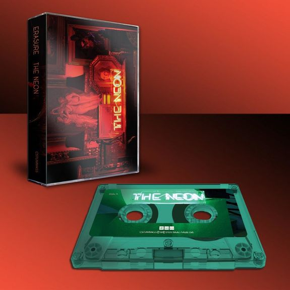 Erasure: The Neon: Limited Neon Green Cassette