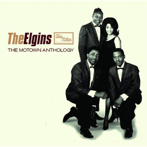 The Elgins: The Motown Anthology The Motown Anthology