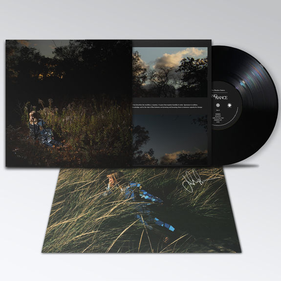 The Weather Station: Ignorance: Black Vinyl LP + Signed Print