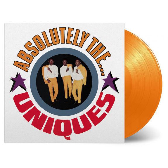 The Uniques: Absolutely The Uniques: Limited Edition Orange Vinyl