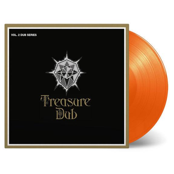 Various Artists: Treasure Dub Vol.2: Orange Numbered Vinyl