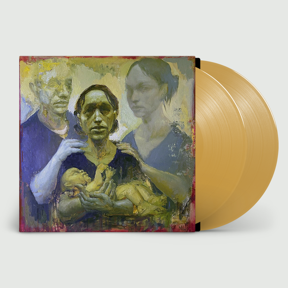 Pallbearer: Forgotten Days: Limited Edition Gatefold Double Gold Vinyl