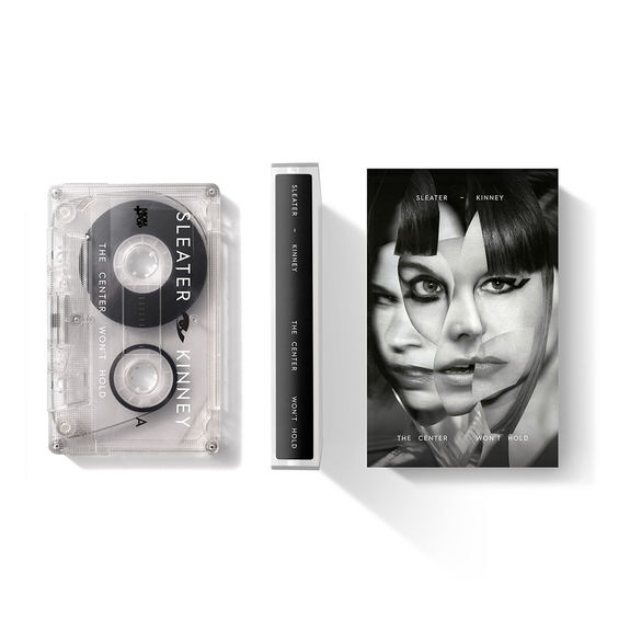 Sleater-Kinney: The Center Won't Hold - Cassette