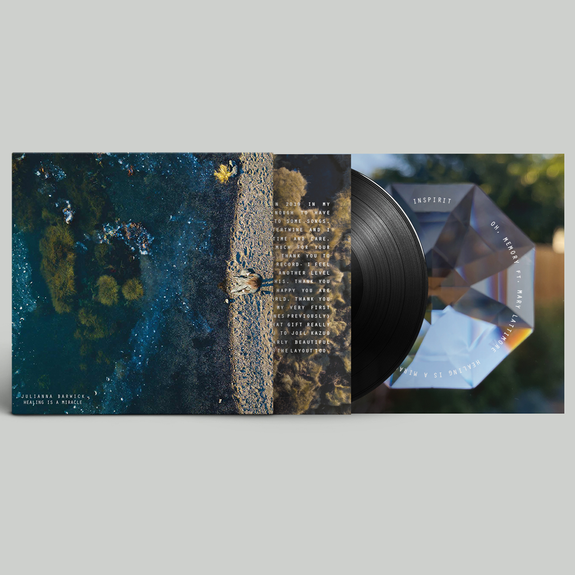 Julianna Barwick: Healing Is A Miracle: Exclusive Signed Vinyl LP