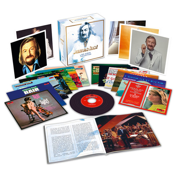 James Last: James Last: The Album Collection